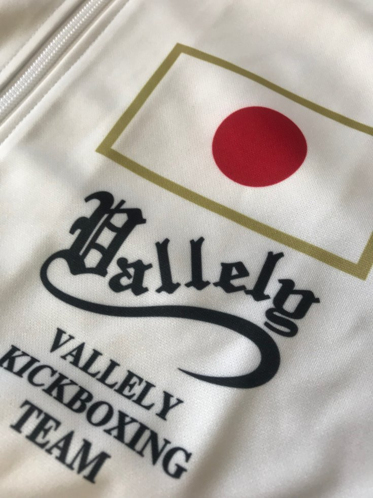 VALLELY KICKBOXING TEAM様にウェアを製作していただきました!